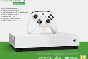 """微软无盘Xbox One S""""全数字版"""" 配置定价细节泄露"""