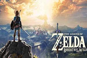 《塞尔达传说:荒野之息》全新体验 PC玩家独享里版
