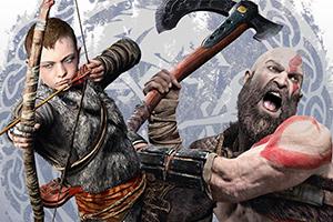 《战神4》发布纪念发售一周年视频 主题头像免费送