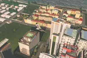 《城市:天际线》新DLC发售 免费更新加入自由视角!