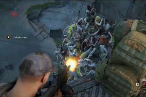 《僵尸世界大战》15分钟IGN演示 尸潮来得还不够猛!