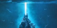 原子吐息直刺天际 《哥斯拉2:怪兽之王》曝新海报