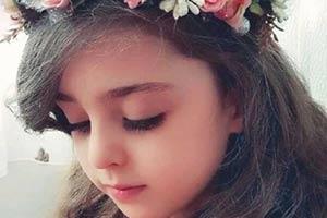 拥有盛世美颜的大眼萌妹!全球最美女孩Mahdis私房照
