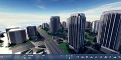 脱离地表发挥创意 建造游戏《Atmocity》上架Steam