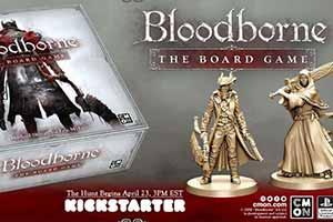 《血源》桌游发布预告片 猎人们熟悉的亚楠回来了!