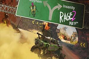 《狂怒2》开发商:发售后的DLC将彻底改变游戏玩法