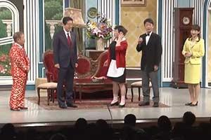 日本首相安倍晋三亮相难波大花月剧场!开创了历史