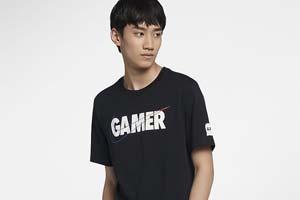 """致敬每一位""""Gamer""""!耐克《英雄联盟》LPL联名T恤"""
