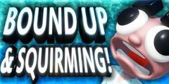 趣味恶搞类型动作冒险游戏《绑起来扭动》专题站上线