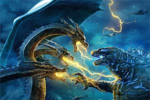 《哥斯拉2 怪兽之王》国内定档5月31日!同步北美!
