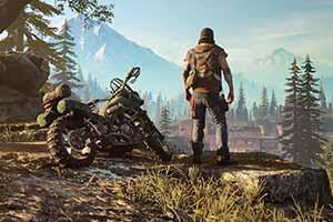 《往日不再》新预告片 展示游戏主角的酷炫摩托车!