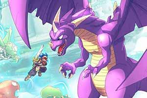 稳了!官方确认《恶魔男孩与被诅咒的王国》将登陆PC