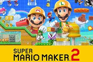 《马里奥制造2》6.28发售 或将成为E3任天堂重头戏!