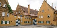 年租金一美元的世外桃源!德国住宅区500年未涨房租