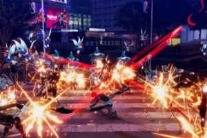 震惊!《女神异闻录5S》正式公布 竟是无双割草游戏!