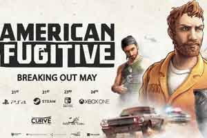 沙盒动作游戏《美国逃亡者》发售日公布!自带简中
