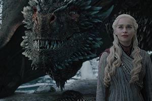 《权游》第八季第四集预告 龙妈将攻君临城大战瑟后