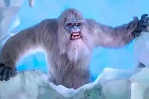 阿三欢乐多 印度陆军声称发现雪人脚印遭网友吐槽