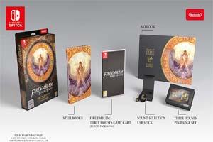 《火焰纹章:风花雪月》欧洲限定版上架亚马逊!