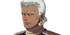 """《火焰纹章 风花雪月》新角色""""杜多"""" 青狮子的獠牙!"""