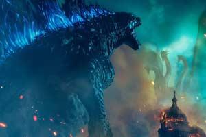 《哥斯拉2》新剧照 四大超古代怪兽特写镜头曝光!