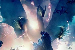 《哥斯拉2》媒体口碑解禁:震撼! 最棒的怪兽电影