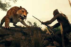 《祖先:人类史诗》公开PC版新演示:带着孩子去偷蛋