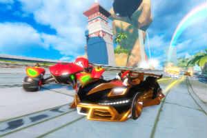 《组队索尼克赛车》获IGN 8.5分!组队玩法新鲜有趣!