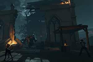 《荒野潜伏者》亮相网易520发布会  隐身VR射击体验