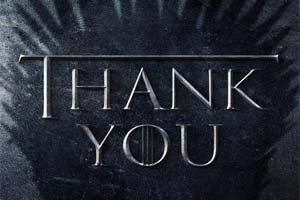 """HBO发布告别海报""""给你们跪了""""!《权游》大结局"""