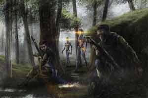 开放世界动作游戏《XERA:生存》将开启抢先体验!