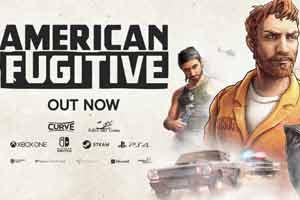 3D俯视角沙盒动作游戏《美国逃亡者》PC/PS4版发售!