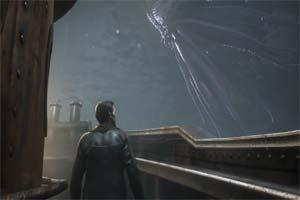 调查员拿枪反击怪物!克苏鲁《沉没之城》最新预告