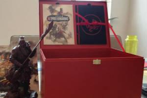 《全战三国》粉丝提前收到游戏晒图:这收藏版超赞!