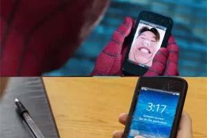 15部好莱坞大片的惊人细节!蜘蛛侠的手机咋越来越破