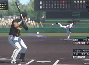 球员本尊游戏对战 《职业棒球之魂2019》最新演示