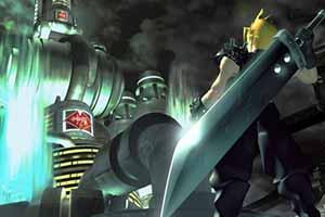 《最终幻想7》高清纹理包1.0版本发布 告别马赛克!