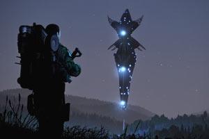 """面对外星人!《武装突袭3》""""Contact""""DLC即将发售"""