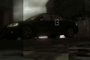《暴雨》主机VS PC画面对比视频 PC版细节更加优秀