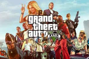永不过时?《GTA 5》去年收益占T2净营收四分之一!