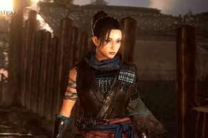 《仁王2》角色创建演示 想要清凉妹子还是厚实妹子?