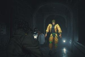 《生化2:重制版》JoJo MOD 承太郎DIO基情满满!