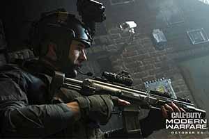 《使命召唤:现代战争》10.25发售 首支宣传片发布 !