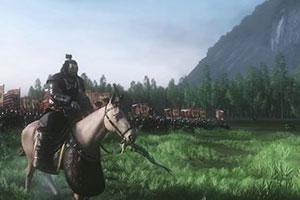 张飞马超两军对垒!《全战三国》电影质感的战争大片