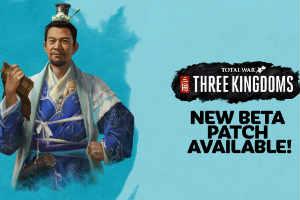《全战:三国》更新二发布!刘备终于不再殴打部下!