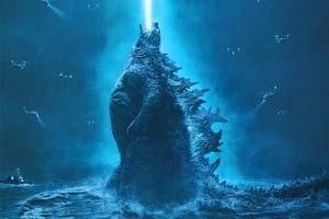 《哥斯拉2》逻辑BUG:它是如何站在海面放大招的?