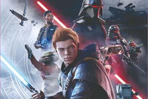 《星球大战绝地:陨落的武士团》最终版游戏封面公开