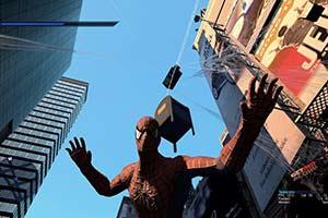 惨遭取消的《蜘蛛侠4》曝截图 素材做成