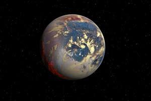 这些惊人的太空发现 21光年外的超级地球到质量黑洞