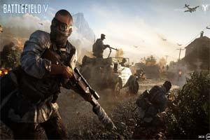 E3:《战地5》太平洋战场演示公开!美日决战打响!